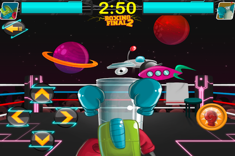 Screenshot Boxing Final 2