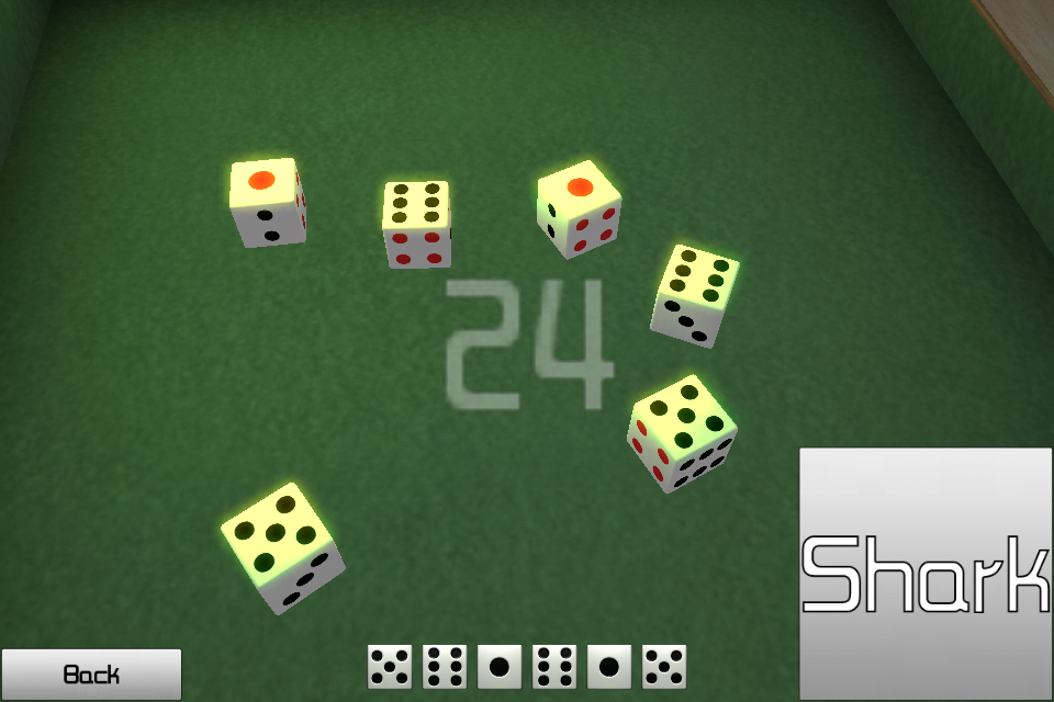 Screenshot Super Dice 3D