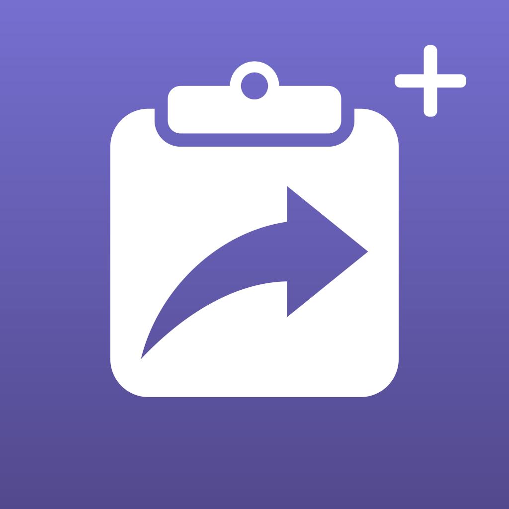 Paste+ | Clipboard Action Widget